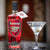 Arsenal FC Strawberry & Rhubarb Vodka