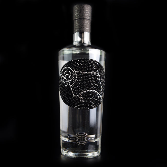 Derby County FC Vodka - Crystal Edition - Bohemian Brands