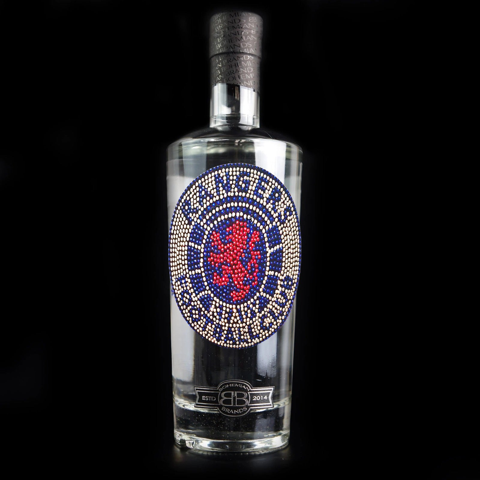 Rangers FC Vodka - Crystal Edition