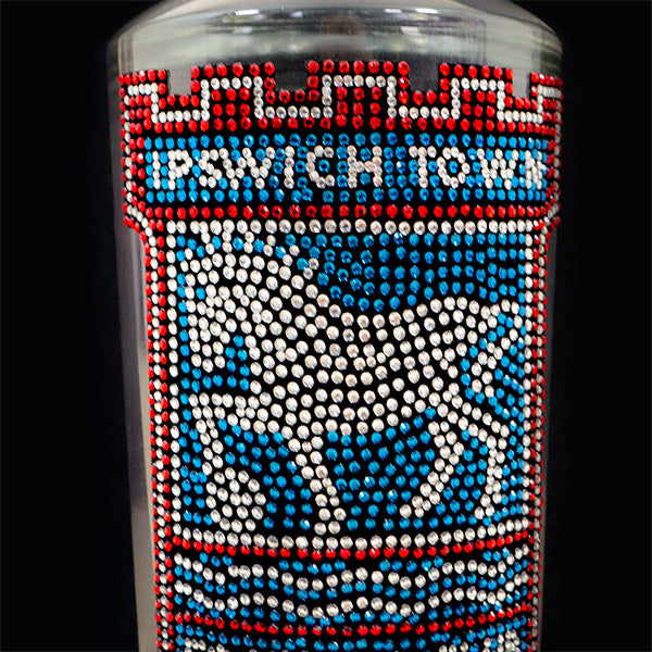 Ipswich Town FC Vodka - Crystal Edition - Bohemian Brands