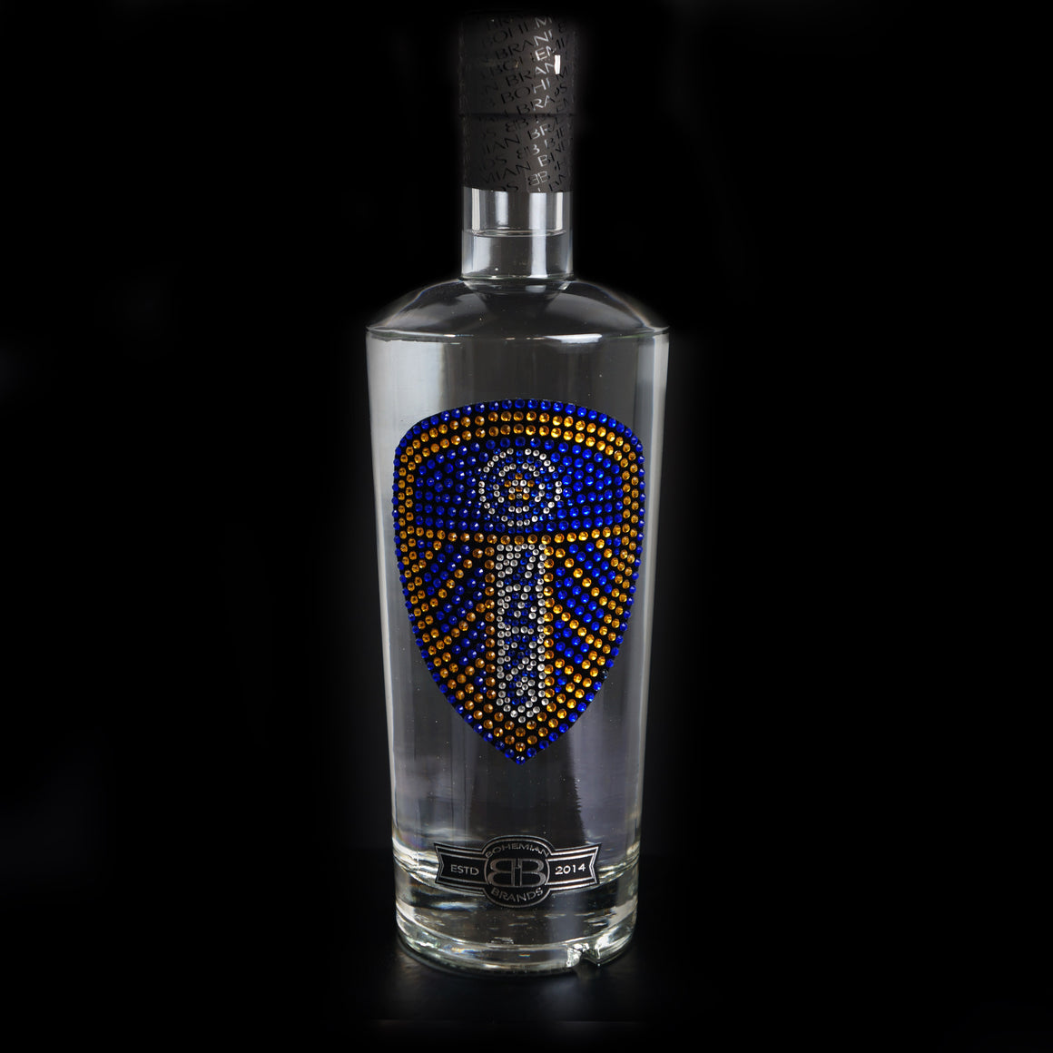 Leeds FC Vodka - Crystal Edition - Bohemian Brands