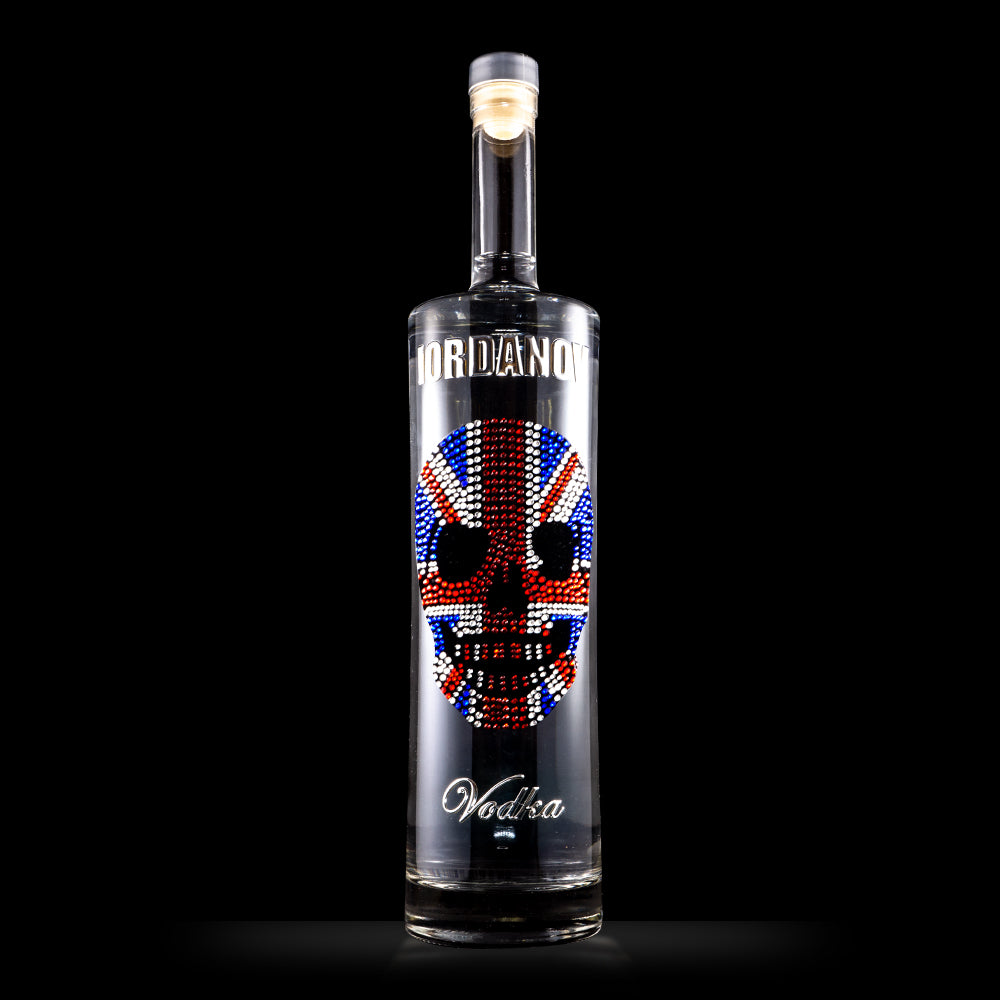 IORDANOV Vodka 1.5 ltr - UK Limited Edition - Bohemian Brands