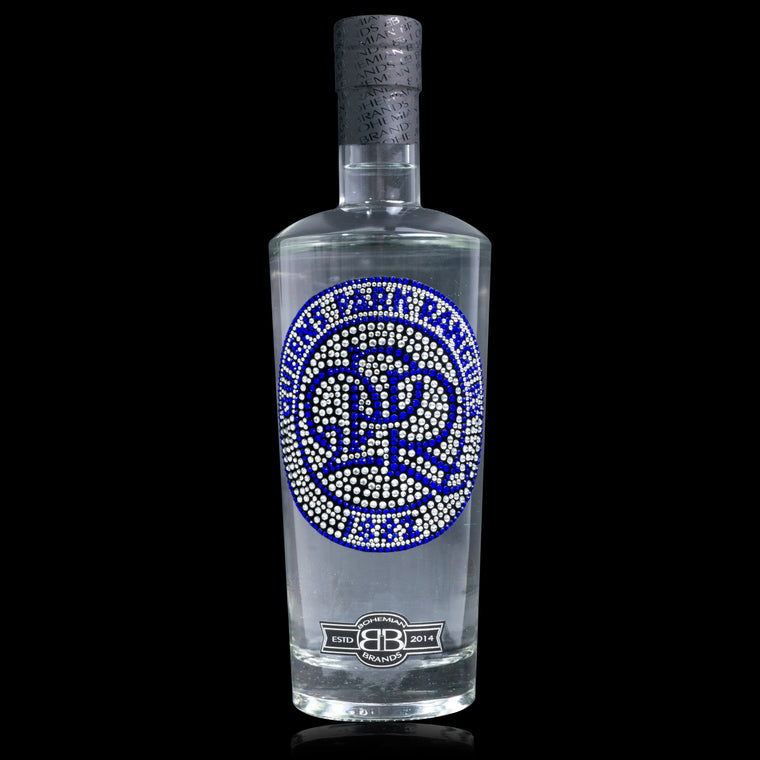 QPR FC Vodka - Crystal Edition - Bohemian Brands