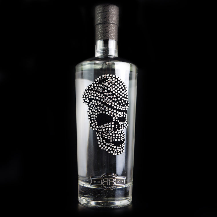 Rude Boy Vodka - Crystal Edition - Bohemian Brands