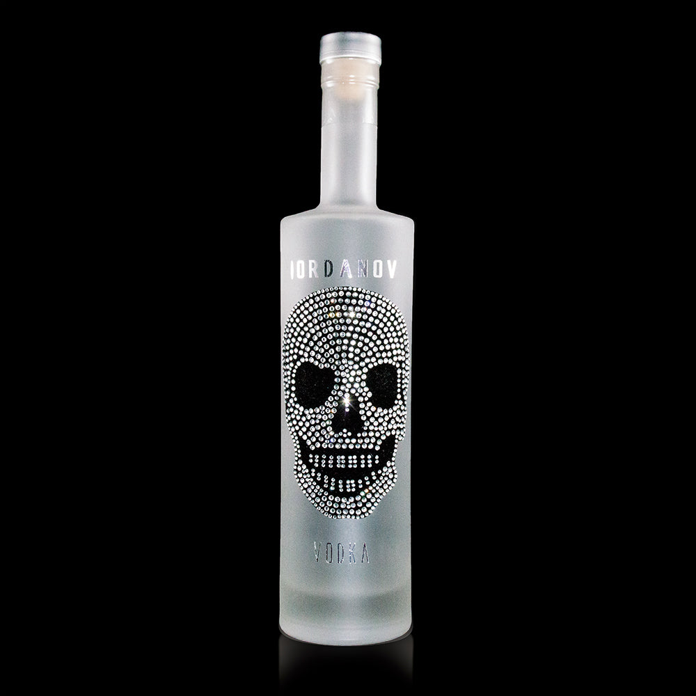 IORDANOV Vodka 70cl - Silver - Bohemian Brands