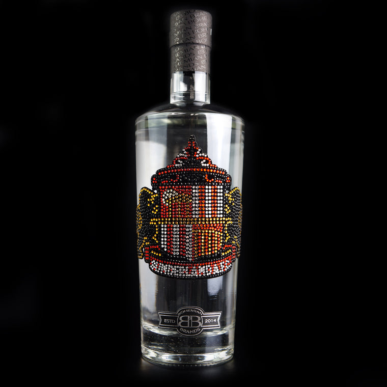 Sunderland AFC Vodka - Crystal Edition - Bohemian Brands