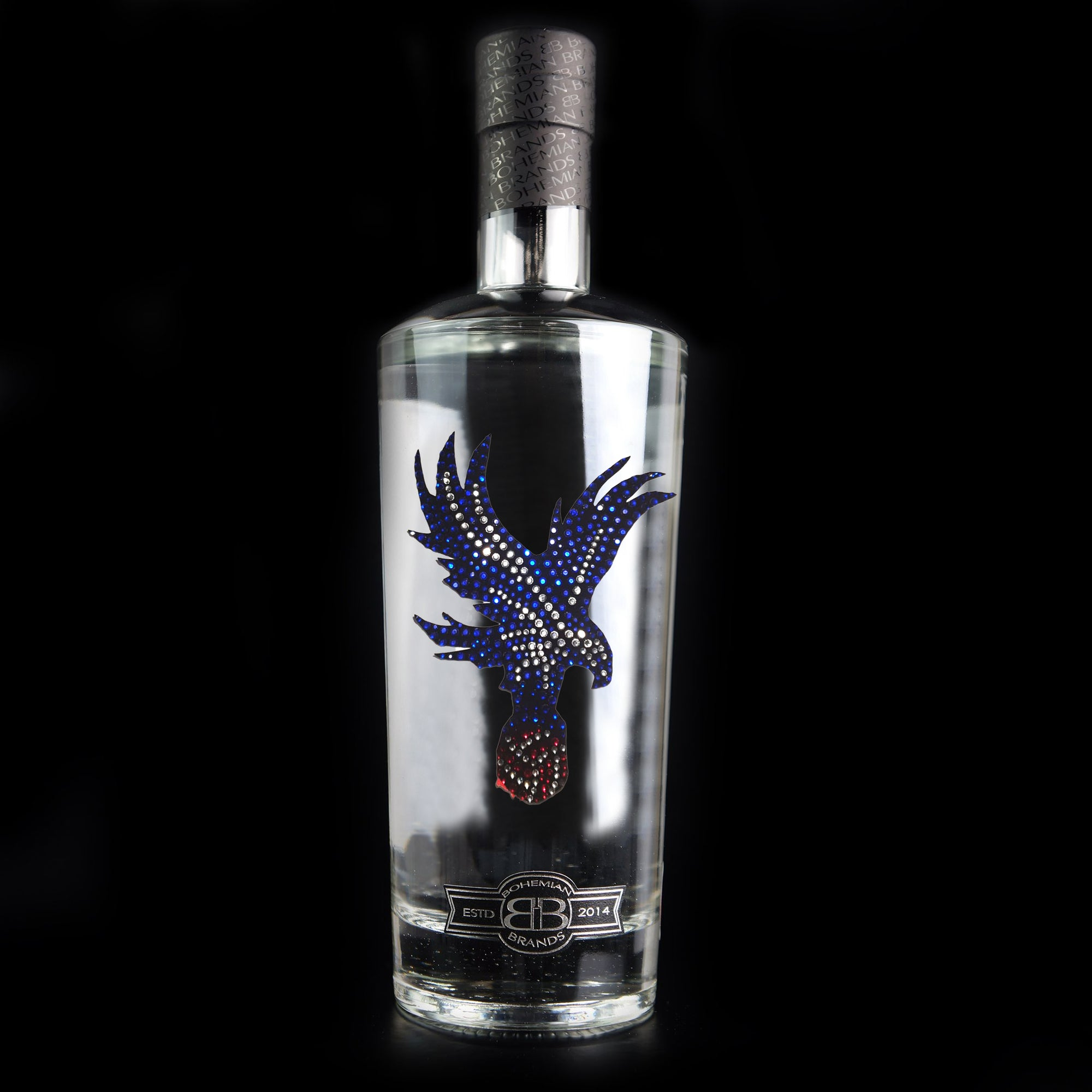 Crystal Palace FC Vodka - Crystal Edition
