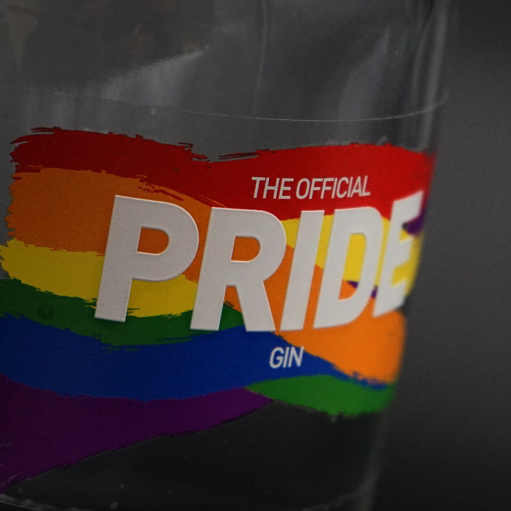 The Official PRIDE Gin - Bohemian Brands