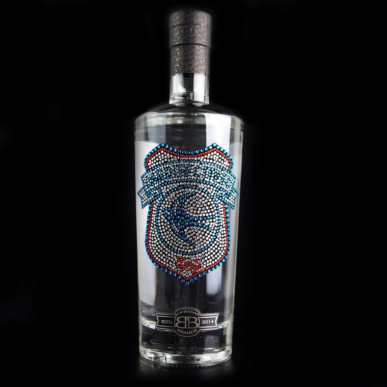 Cardiff City FC Vodka - Crystal Edition - Bohemian Brands