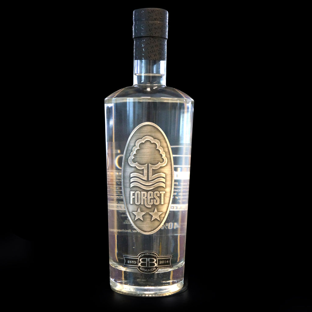 Nottingham Forest F.C. Vodka - Pewter Edition - Bohemian Brands