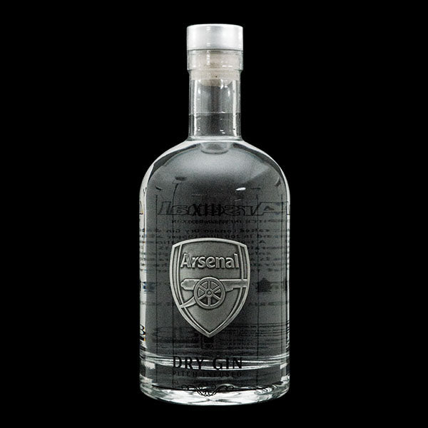 Arsenal FC Pitch Infused Dry Gin - Limited Edition - Bohemian Brands