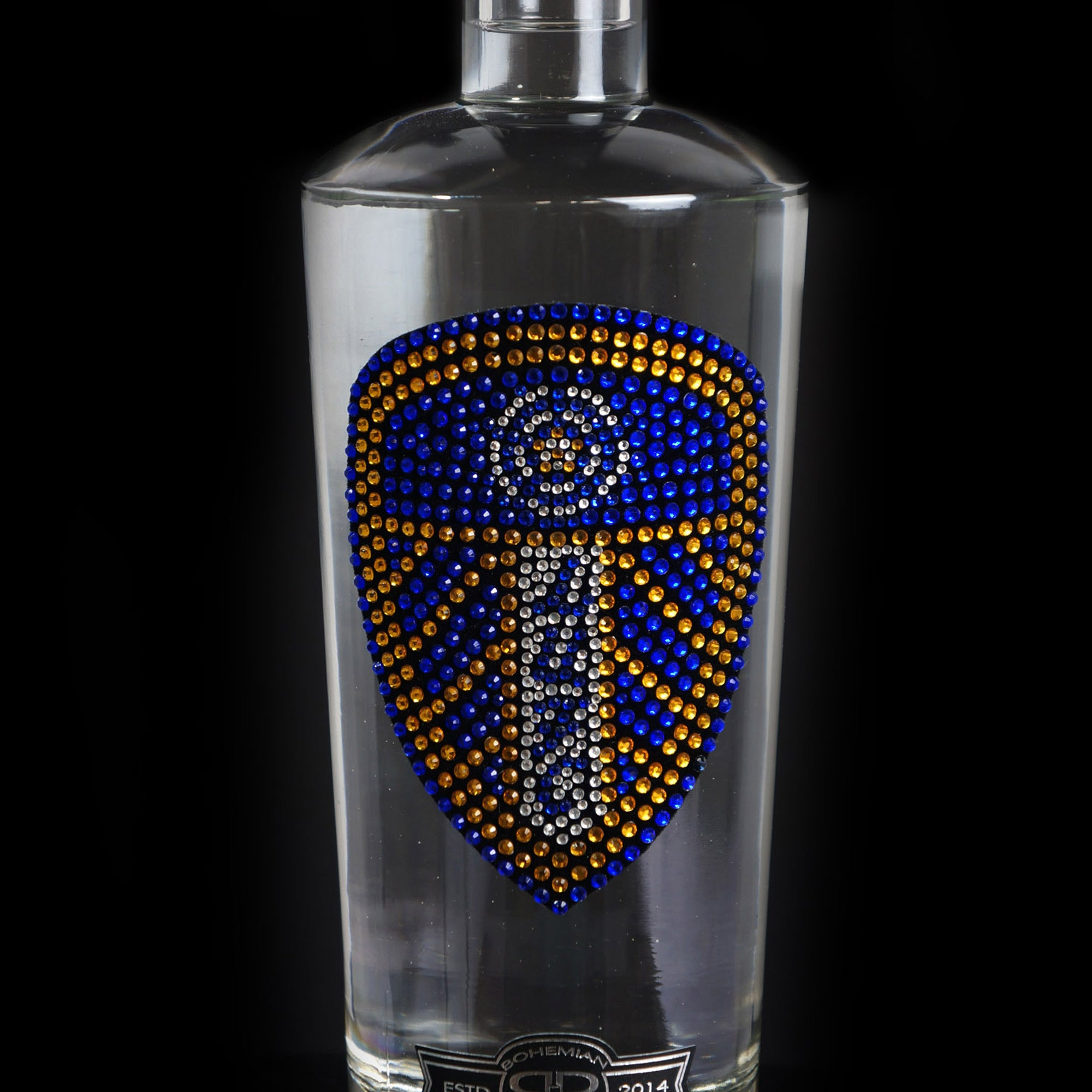 Leeds United FC Vodka - Crystal Edition - Bohemian Brands