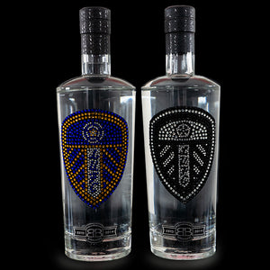 Leeds United FC Gin & Vodka Crystal Edition Set - Bohemian Brands