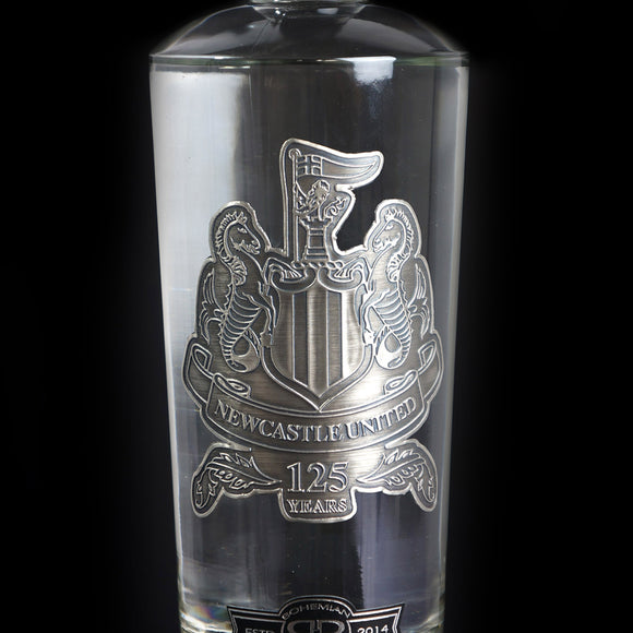 Newcastle United 125 Anniversary Vodka - Pewter Linited Edition - Bohemian Brands