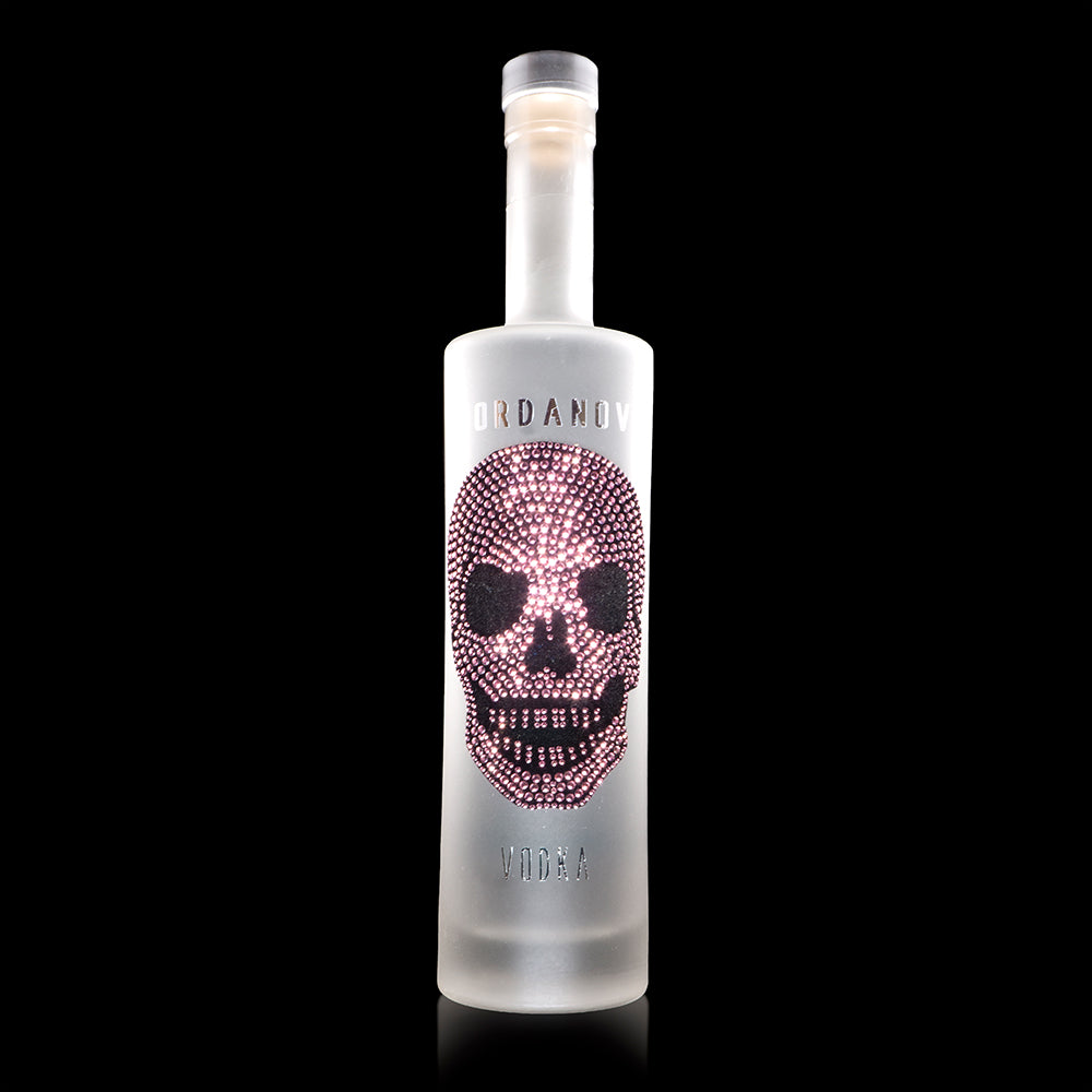 IORDANOV Vodka 70cl - Pink - Bohemian Brands