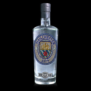 Manchester City FC Vodka - Crystal Edition