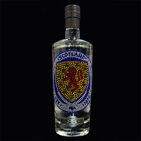 Scotland National Team Vodka - Crystal Edition - Bohemian Brands