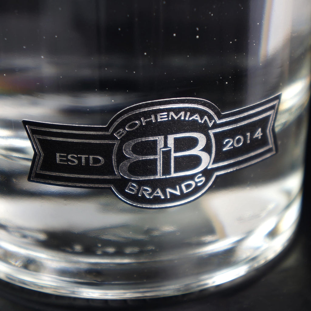 Newcastle United FC Gin - Black Crystal Edition - Bohemian Brands