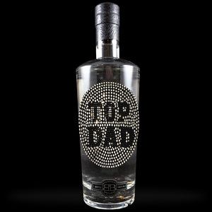 Father's Day - TOP DAD - Crystal Edition