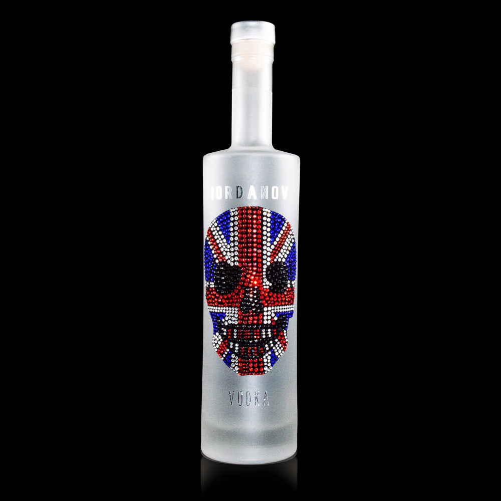 IORDANOV Vodka 70cl - UK - Bohemian Brands