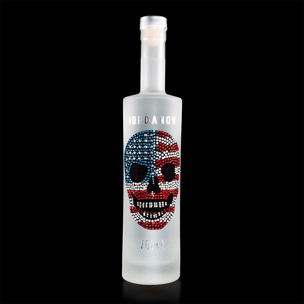 IORDANOV Vodka 70cl - USA - Bohemian Brands