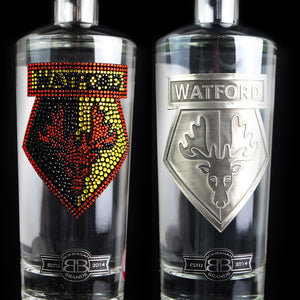 Watford FC Vodka Set - Crystal & Pewter Edition - Bohemian Brands