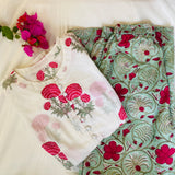 Pink Marigold Everyday Comfort Set