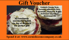 Gift vouchers - the perfect gift for any occasion.