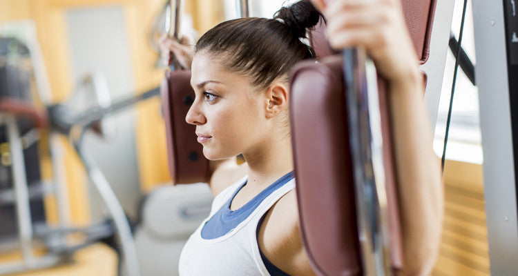 16 Things Girls Think About When Working Out