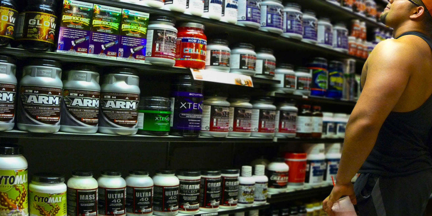 The REAL Truth About Pre-Workout Supplements