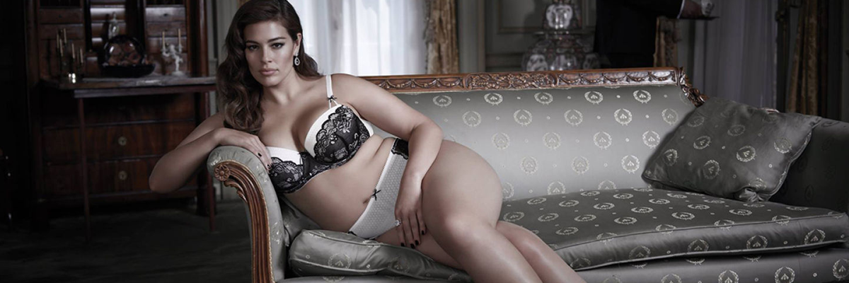 "Plus-Size Model Ashley Graham: ""Curves Are Not a Trend"""