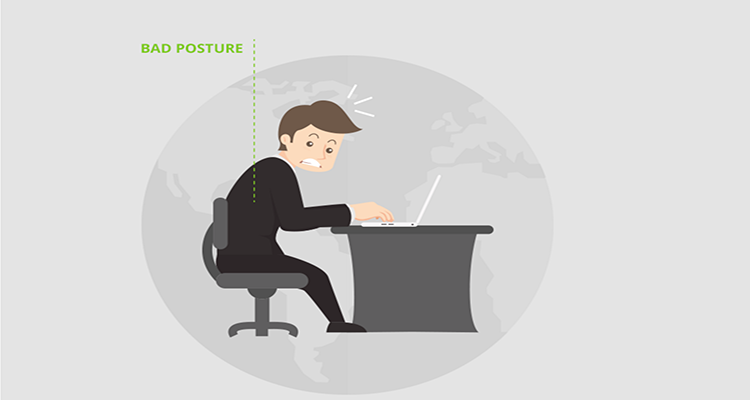 Is Your Posture Sending the Wrong Message?