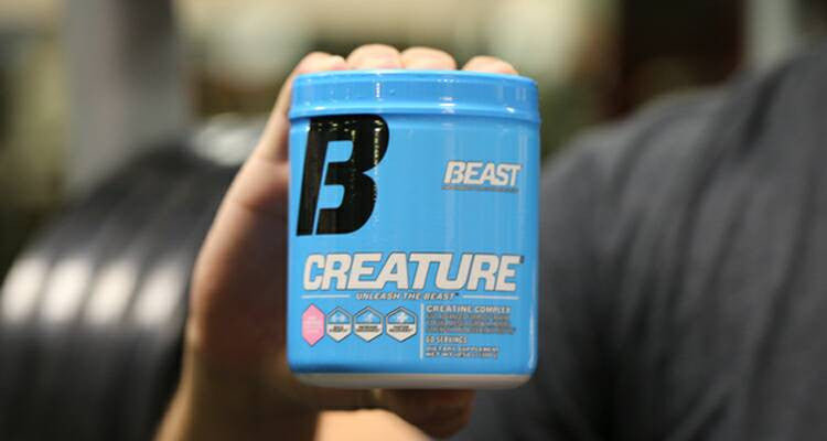 Beast Sports Nutrition Creature Creatine