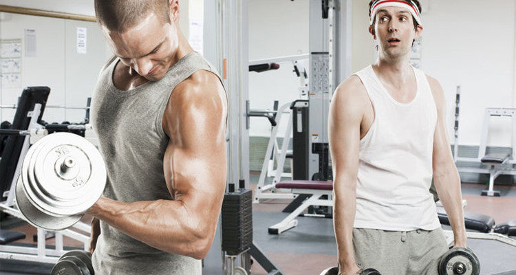 The Ultimate Beginners Guide to Surviving The Gym