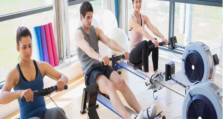 5 Reasons Rowing is the Greatest Workout EVER