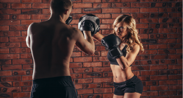 Lose Those Last Pounds with this Killer Boxing Workout