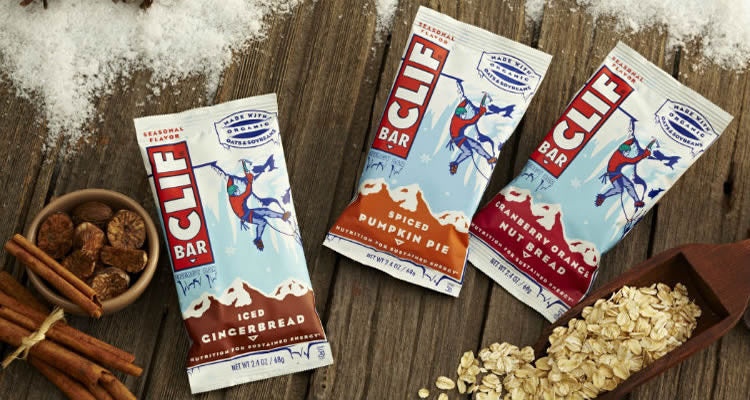 Clif Bars Snack Bar