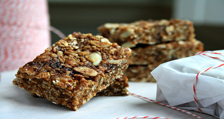 Are Homemade Granola Bars Less Expensive And Better For You?