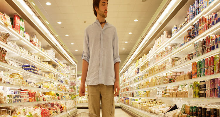 The Manly Man's Guide to Grocery Shopping