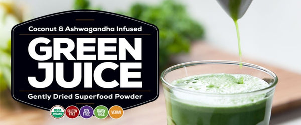 Can This Green Juice Be The Key To a Healthier Life