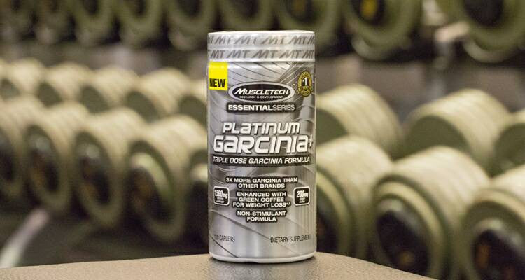 MuscleTech Platinum Garcinia Plus Appetite Suppressant
