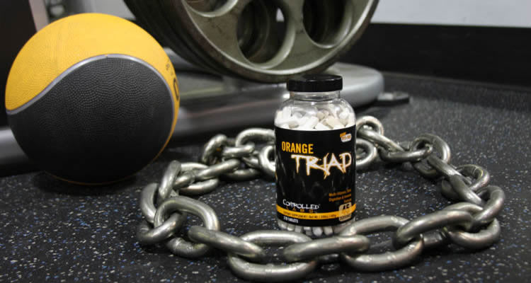 Controlled Labs Orange Triad Multivitamin