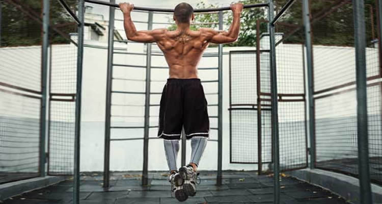 Your Old Nemesis: The Pull Up