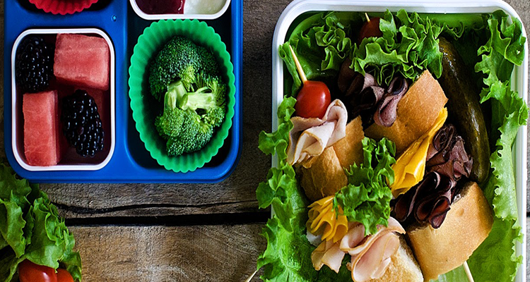 9 Healthy, Easy, and Creative School Lunches