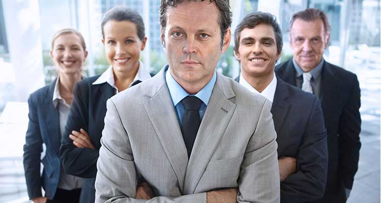Vince Vaughn Makes Debut in Stock Photo Scene