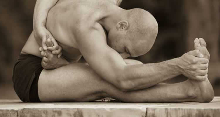 Here's What Happens When You Mix Masculinity With Yoga