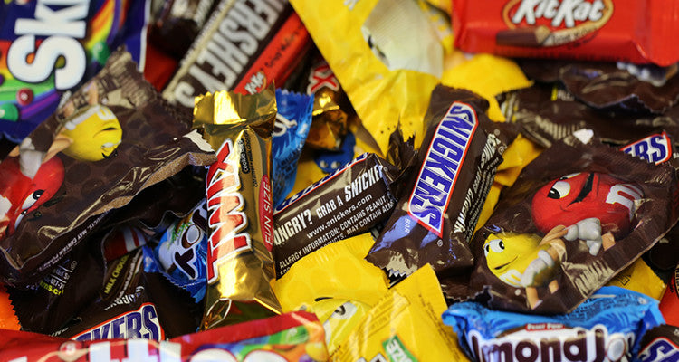 Halloween Candy Exchange: What's It Worth?!?