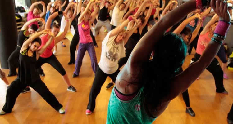4 Reasons to Get Your Zumba On in 2015