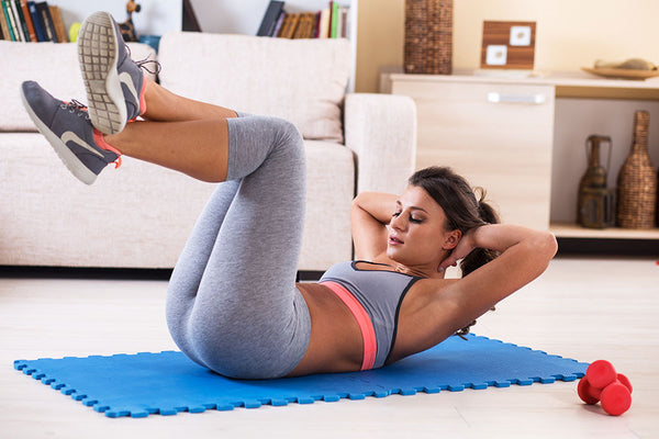 5 Reasons Why At-Home Workouts Are Awesome