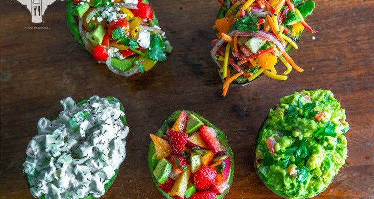 Five Simple, Healthy Avocado Salads Just in Time for Summer